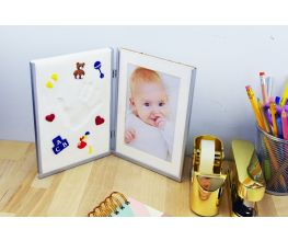 Sculpey Keepsake® Frame Featuring Liquid Sculpey