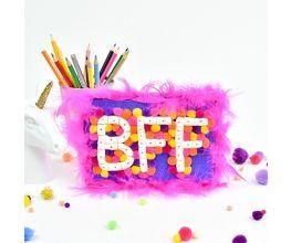 Sculpey Bake Shop Light™ BFF Desk Plaque