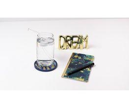 Liquid Sculpey® Blurred Lines Coaster