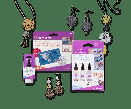 Sculpey® Metallic Mandala Set