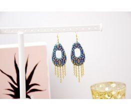 Sculpey Premo™ Chain Link Earrings