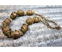 Sculpey Premo™ Chunky Necklace
