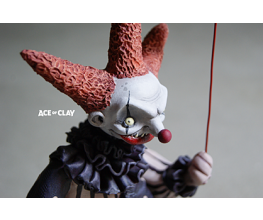 September Artist Inspiration - Ace of Clay Clown
