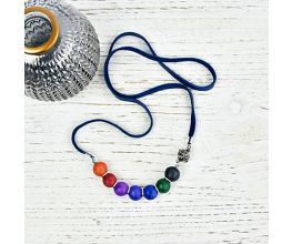 Premo Sculpey® Convertible Rainbow Bracelet & Necklace
