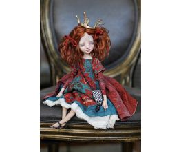 January Artist Inspiration - Dollmaking