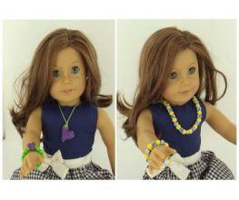"Sculpey® III 18"" Doll Jewelry"