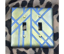 Sculpey  III® Convergent Light Switch Cover