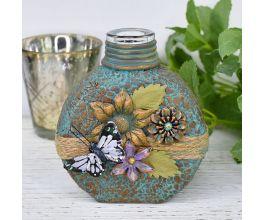 Sculpey III Mixed Media Blossom Vase