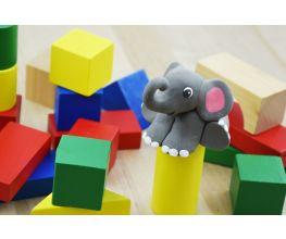 Sculpey Bake Shop Light™ Friendly Elephant