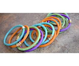Sculpey® III Extruded Bracelets