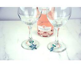 Liquid Sculpey® Sea Life Wine Charms