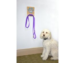 Sculpey III® Embellished Dog Walk Leash Holder