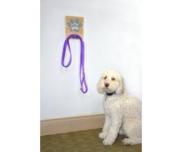 Sculpey III® Embellished Dog Walk Leash Holder