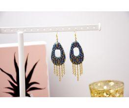 Sculpey Premo™ Simple Chain Link Earrings