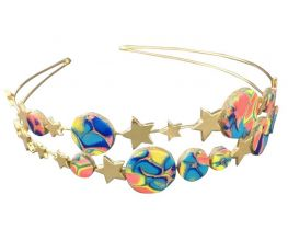 Sculpey Premo™ Galaxy Headband