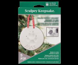 Sculpey Keepsake® Deluxe Pawprint Kit packaging
