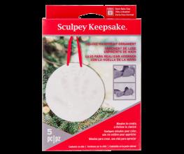 Clay Handprint Kit