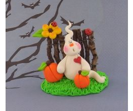 Sculpey® III Little Lost Ghost Scene