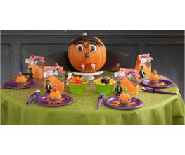 Sculpey III Halloween Tablescape