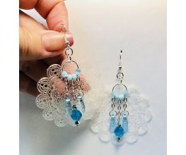Liquid Sculpey®  Easy & Elegant Mandala Earrings