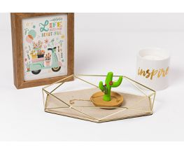 Sculpey® III Little Cactus Trinket Dish
