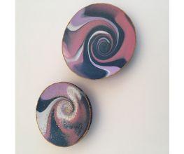 Sculpey III® Galaxy Swirl Dish