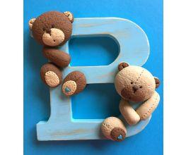 Premo Teddy Letter