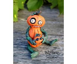 Premo! Pumpkin Imp Tutorial