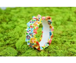 Liquid Sculpey® & Soufflé™ Fabric Bracelet