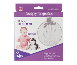Sculpey Air Dry™ Keepsake Kit
