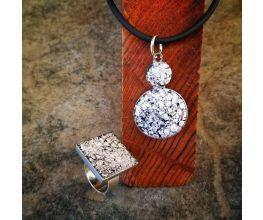 Liquid Marble Jewelry