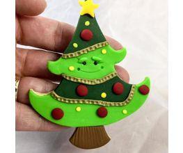 Sculpey III Christmas Tree Elf