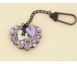 Sculpey® III Magic Cane Key Chain