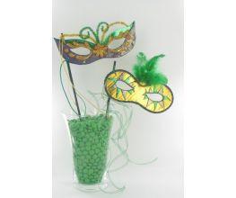 Sculpey® III Mardi Gras Masks