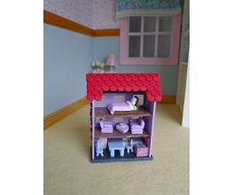premo Sculpey Mini Doll House