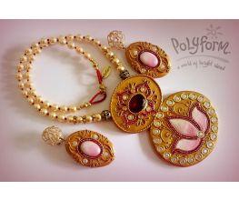 Premo! Accents Exotic Golden Treasure Necklace