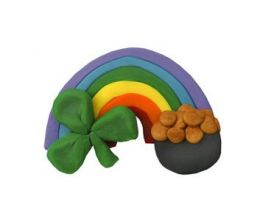 Sculpey® III Rainbow Pin