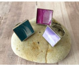 Souffle Marbleized Essential Oil Rings