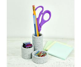 Original Sculpey® Granite Office Supply Holder