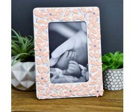 Sculpey Premo™ Pastel Easy Sculpt Floral Frame Embellishment