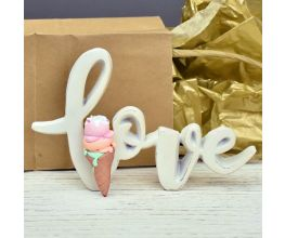 Sculpey Premo™ Pastel Yummy Ice Cream Pin