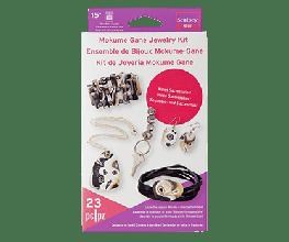 Sculpey Premo™ Mokume Gane Jewelry Kit