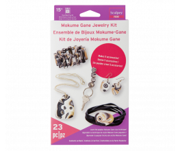 Sculpey Premo™ Mokume Gane Jewelry Kit