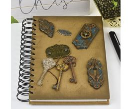 Sculpey Soufflé™  Molded Prima Art Daily Journal