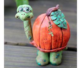 Sculpey Premo™ Pumpkin Turtle