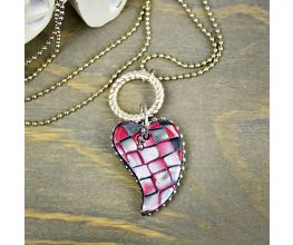 Sculpey Premo™ Queen of Hearts Necklace