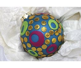 Sculpey Premo™ Retro Ornament