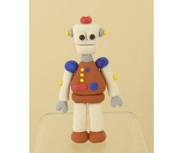 Original Sculpey® Robot