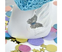 Liquid Sculpey® Butterfly Scrunchie Charm