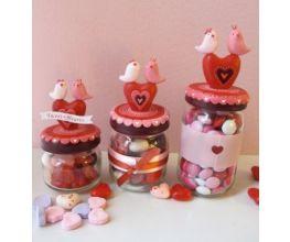 premo! Valentine Sweet Treat Jar